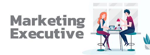marketing executive สมัครงาน